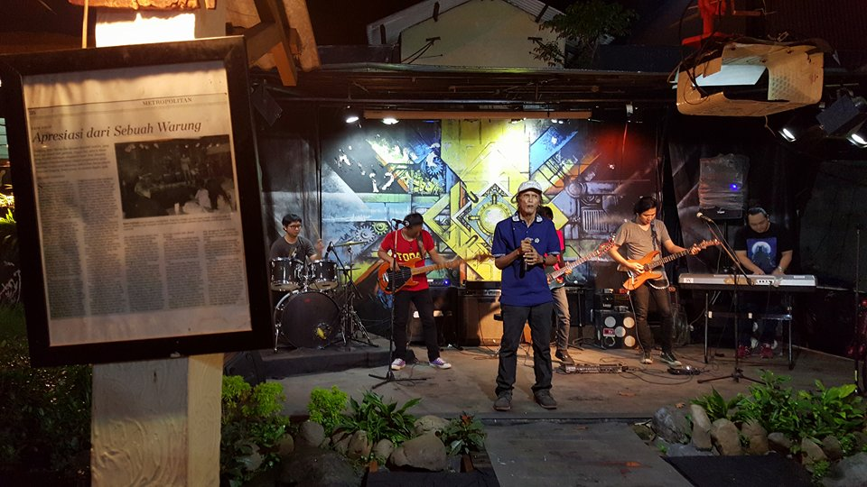 Seorang Tua Yang Muda Kembali Di Wapres Bulungan Jakarta