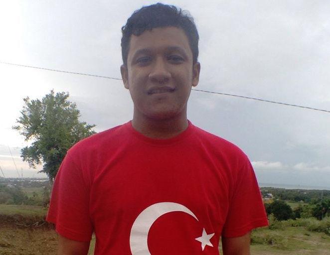 Fajri Ben Ishak